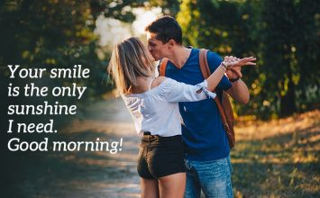 35 Sweet & Funny Good Morning Texts for Him & For Her