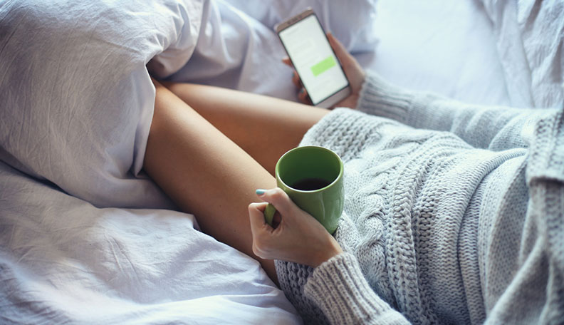 46 Cute Good Morning Text Messages for Him & For Her