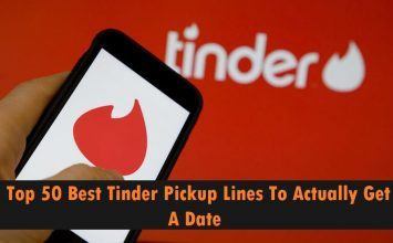 50 Best Tinder Pick Up Lines for Girls