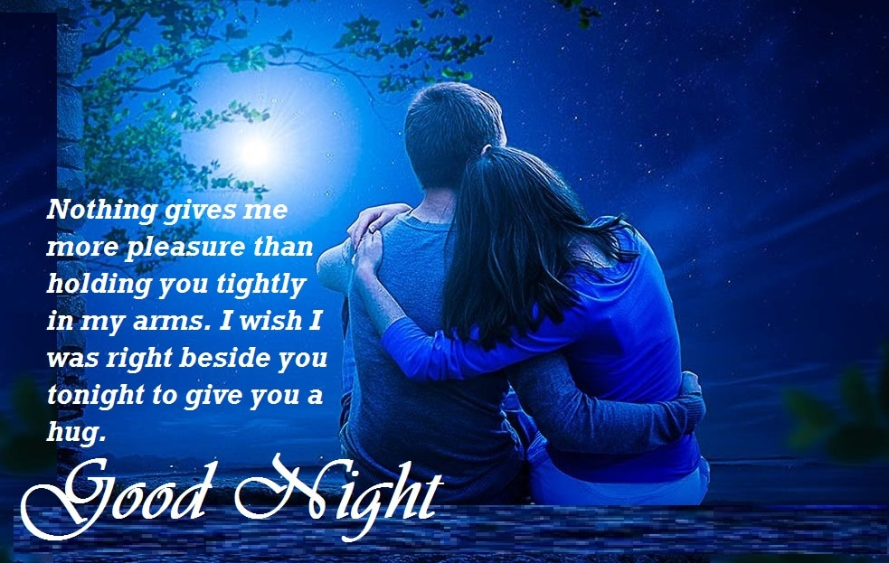 45 Romantic Good Night Love Quotes For Her