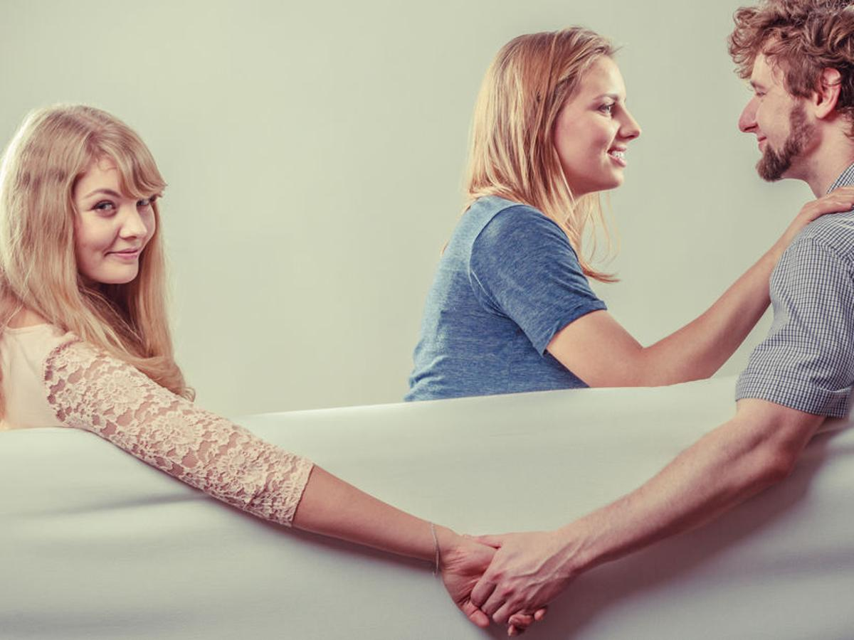 Cuckquean Guide: Watching Your Man with Someone Else!